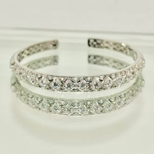 925S Tacori Diamanique Bangle